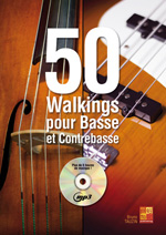 50 walkings pour basse